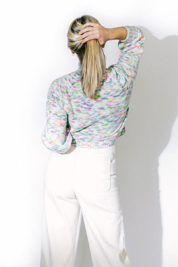 Ajaie Alaie with sprinkles please pullover