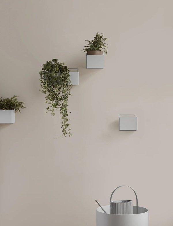 Ferm Living Wall Box Square - Light Grey