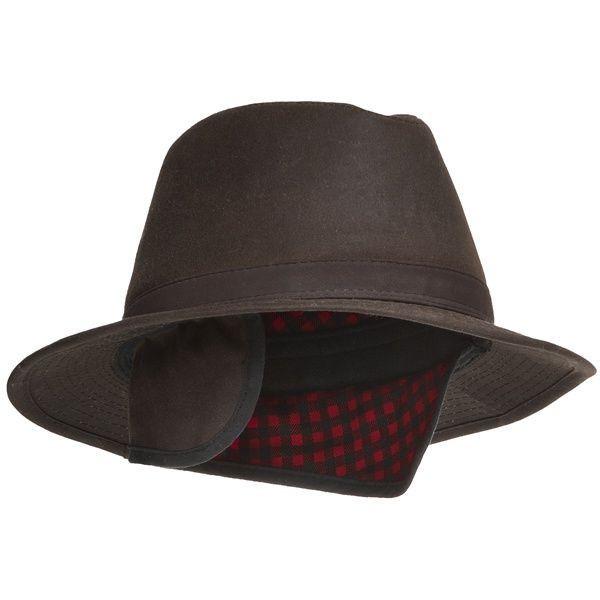 ba3e0bd055c6a Woolrich Oilcloth Safari Hat. sold out. Woolrich