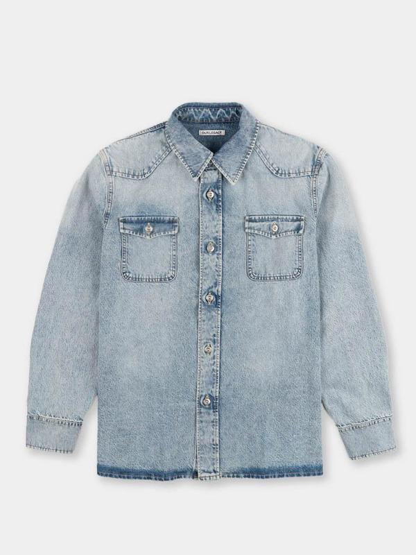 Our Legacy New Frontier Shirt - California Shower