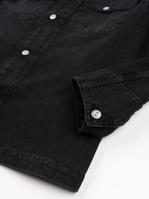 Our Legacy New Work Jacket Coal Cotton