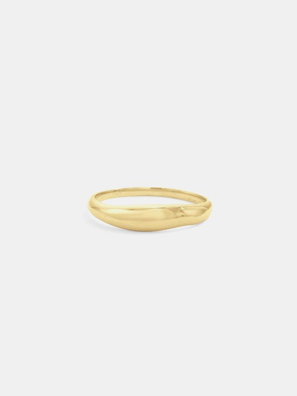 blanca monrós gómez carina band - 14k gold