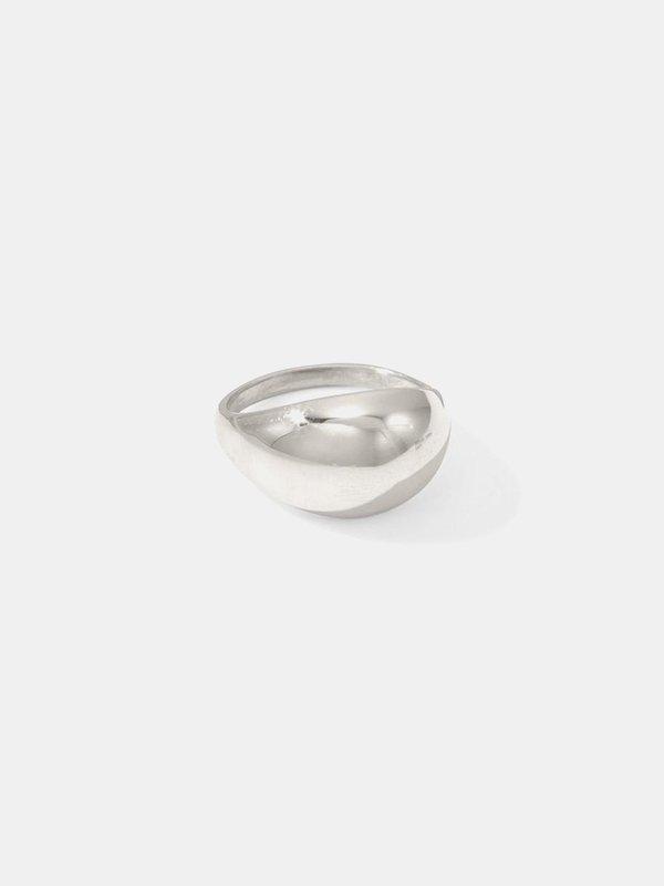 blanca monrós gómez dome ring - sterling silver
