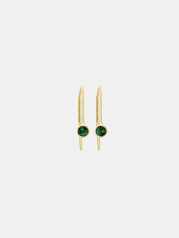 blanca monrós gómez mabel drop earrings - 14k gold