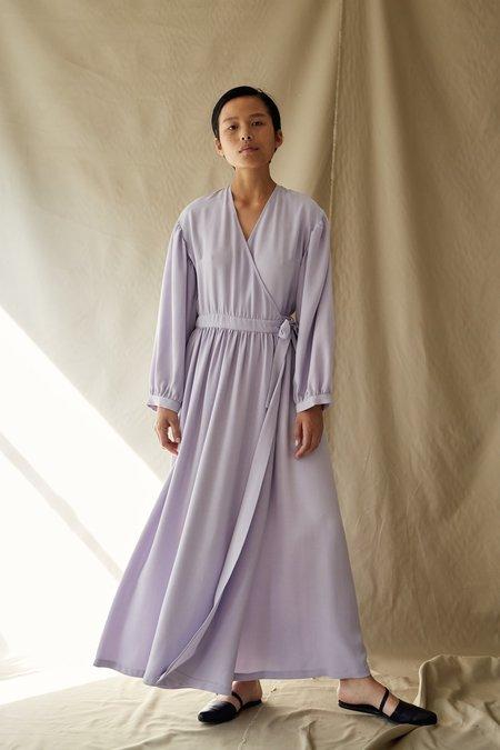 S E L V A \ N E G R A anita dress - lavender