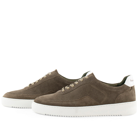 Filling Pieces mondo ripple - perforated Green