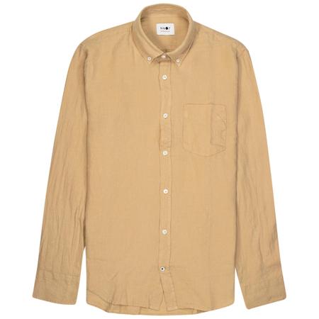 NN07 levon shirt 5706 - Sable Khaki