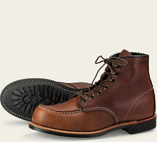 Men's Red Wing Shoes 2954 Cooper Moc