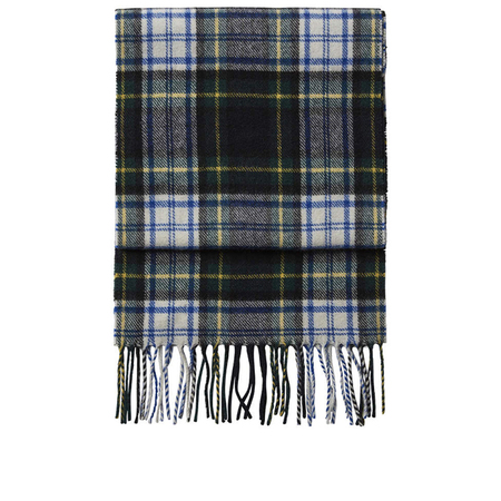 NN07 scarf two 9134 scarf - Green Check