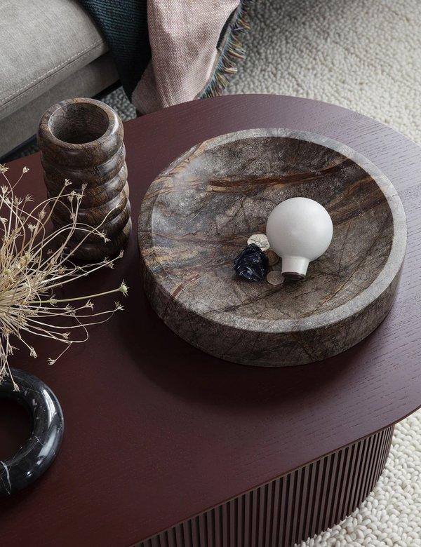 Pointer Ferm Living Bendum Vase - Brown