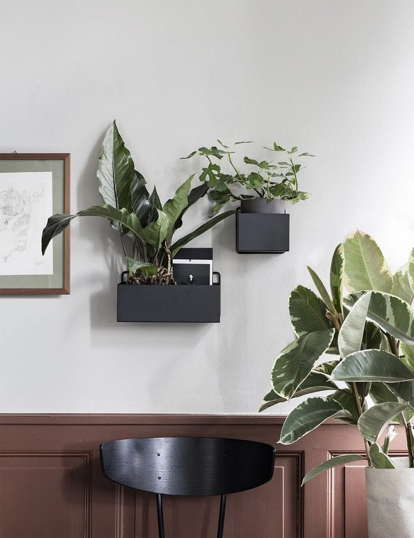 Ferm Living Wall Box Rectangle - Light Grey
