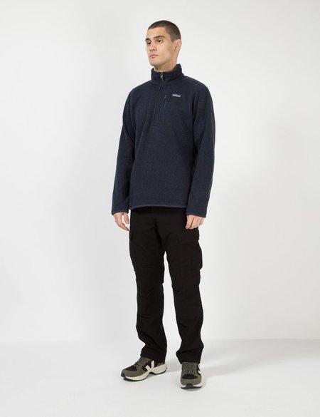 Patagonia Better Sweater Quarter Fleece - New Navy Blue