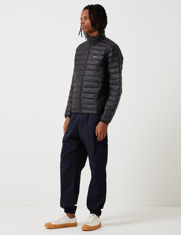 Patagonia Down Sweater Insulated Jacket - Black