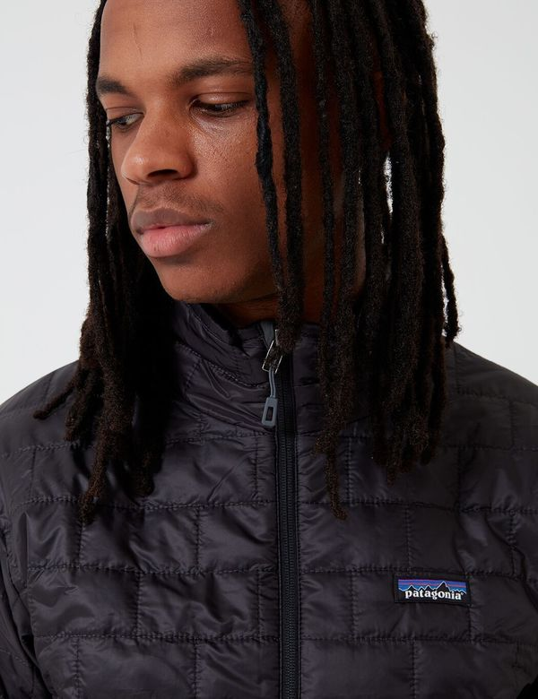 Patagonia Nano Puff Insulated Jacket - Black