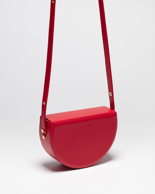 Audette Nuit Bag - Bright Red