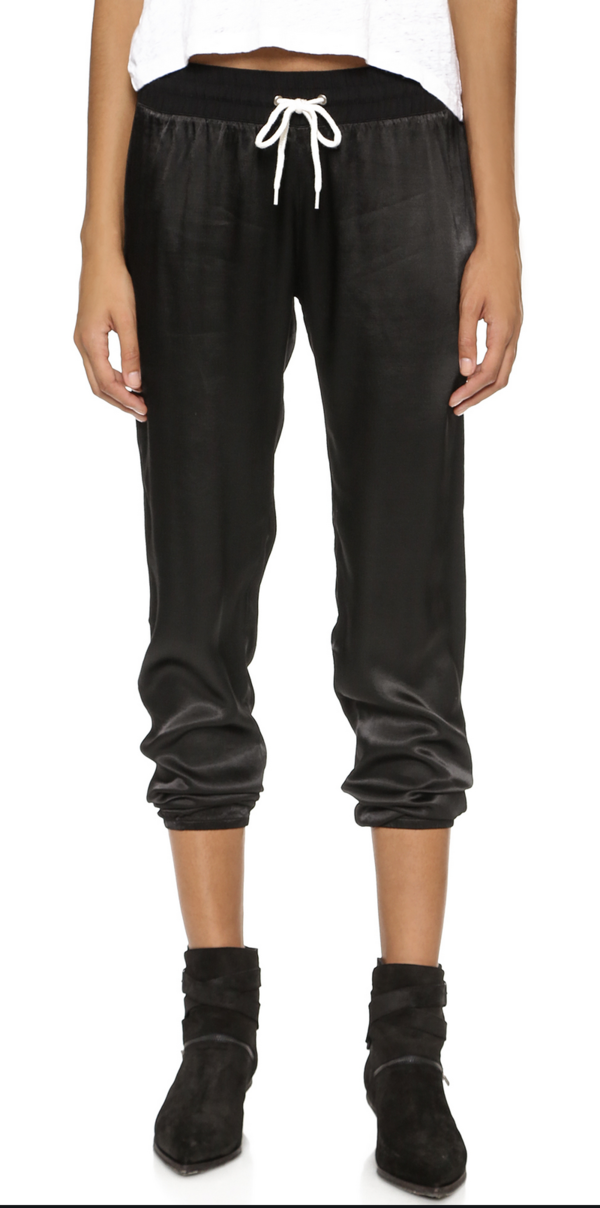 MONROW Satin Matte Sweats