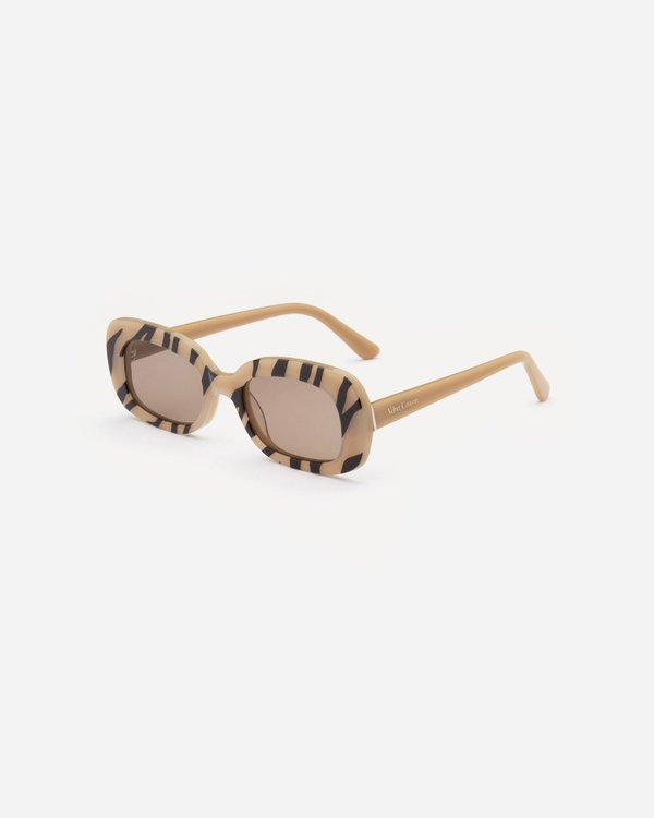 Velvet Canyon EL TIGRE SUNGLASSES - TAN
