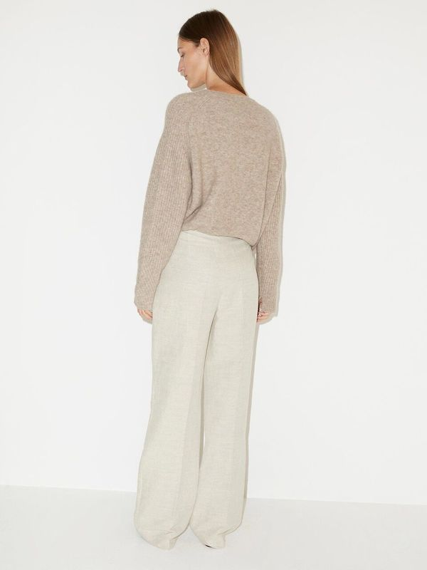 By Malene Birger Louisamay Trousers - angora