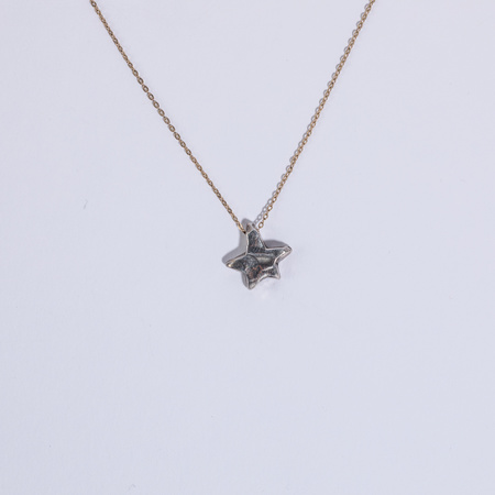 Unearthen Jewelry Unearthen Star Necklace - Gold Chain