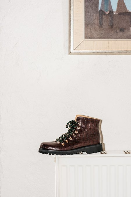 PSS X FME Beat Hiker Boot - mulberry
