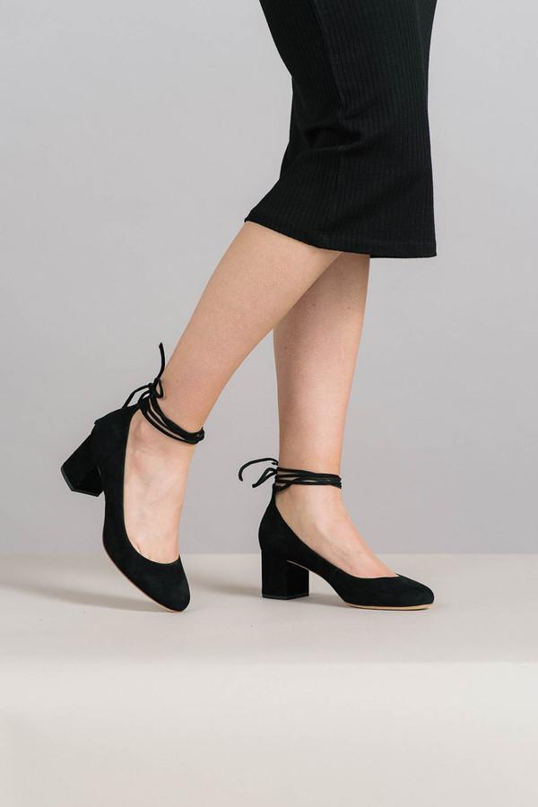 aa8890c96 Loeffler Randall Clara Ankle Wrap Pumps   Garmentory