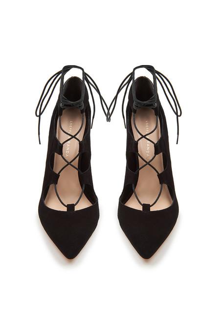 Loeffler Randall Delfine Lace Up Heels