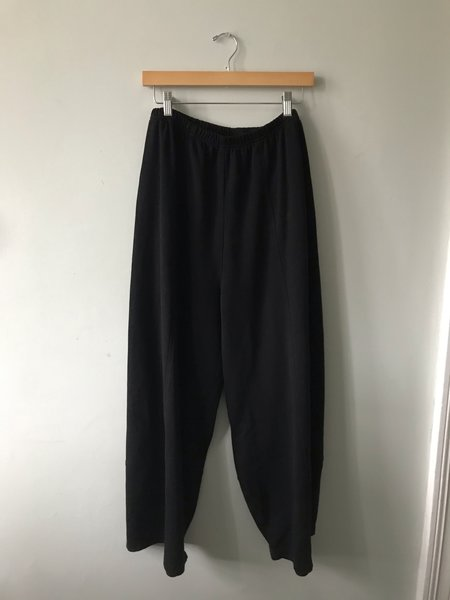 Eleven Stitch Heavy O-Pant - Black