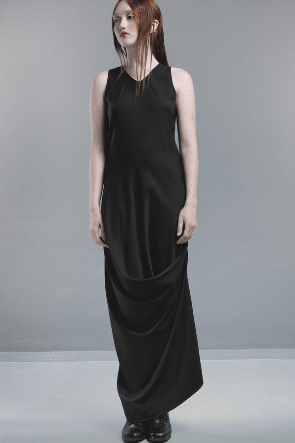 ESTIKE BLACK DRESS - Black