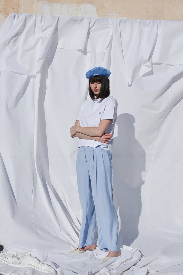 NIKA TYCHE  - BLUE