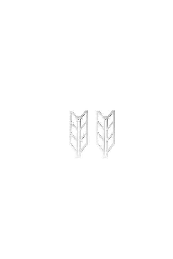 ARTPECKERS DEMETER EARRINGS - Silver