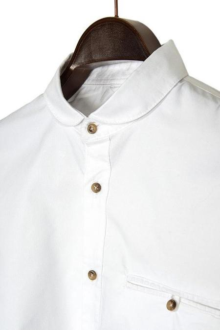 FIT & CRAFT ECLIPSE OXFORD SHIRT - white