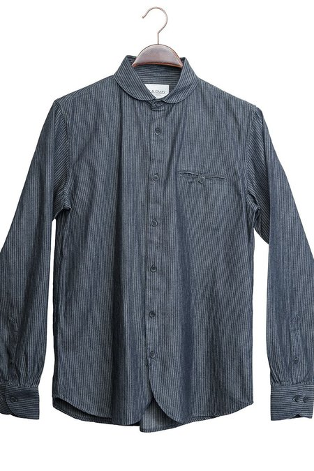 FIT & CRAFT ECLIPSE STRIPE SHIRT