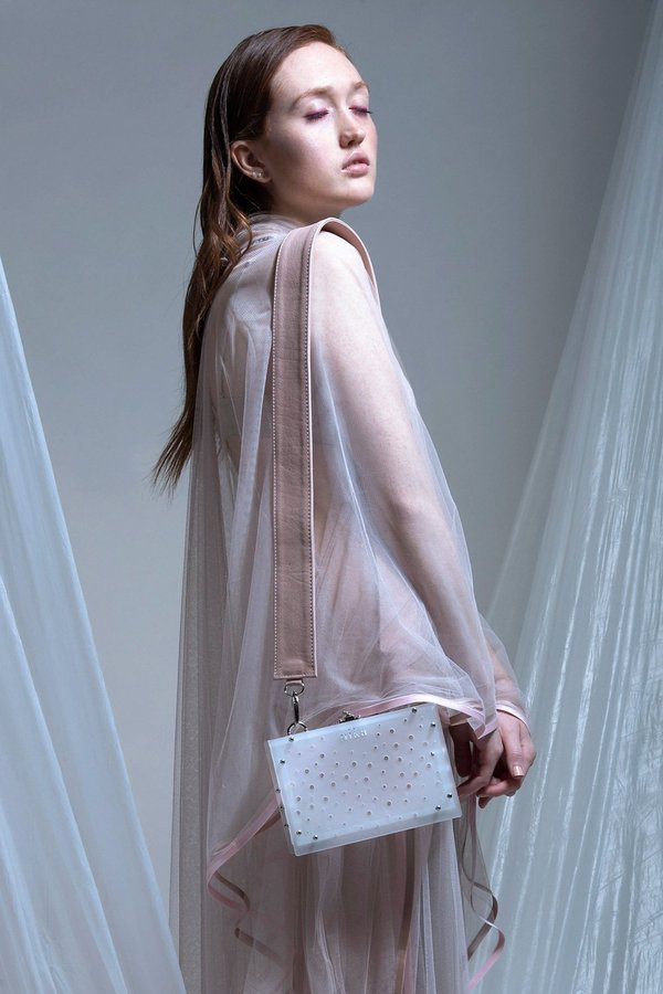 NIKA GALAXY Bag - White