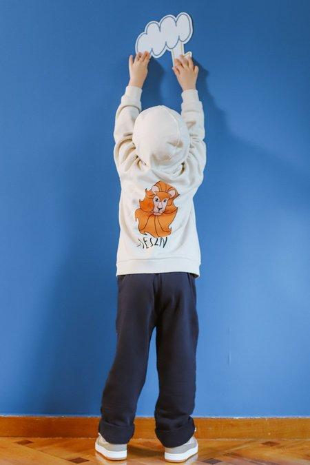 Kids ARTEMIS & APOLLON LION SWEATPANTS - Dark Blue
