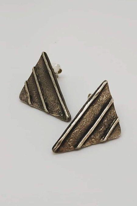 SMARAGDA'S ART MONDAY EARRINGS - Silver 925