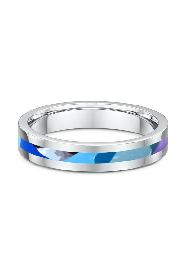 ICEBOW DESIGNS MOUNTAIN FINE RING