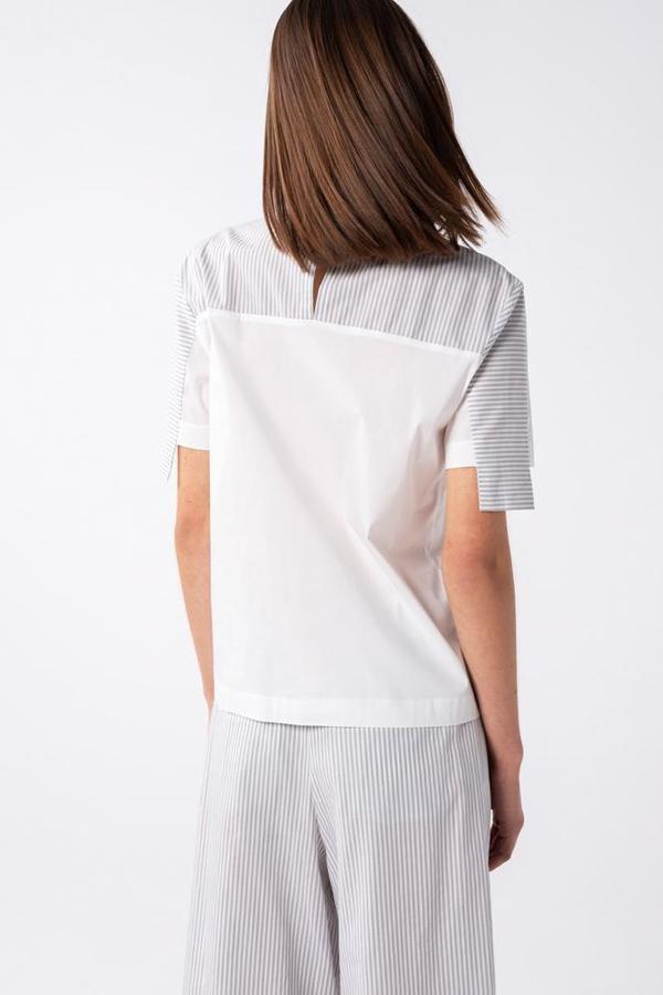 AISHA DIRI T-SHIRT - White