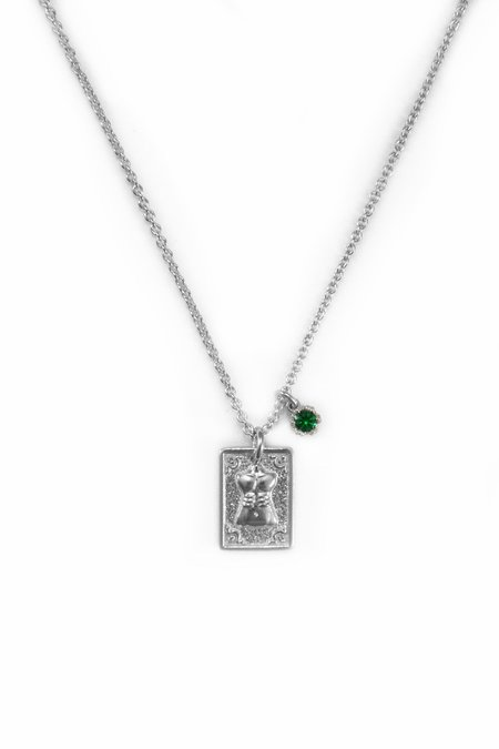 R by RANIA XEFTERI TAMATA COLLECTION NECKLACE - MALE