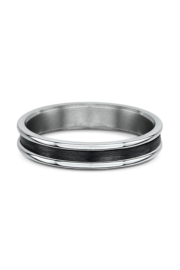 ICEBOW DESIGNS TRES-2B CURVED RING