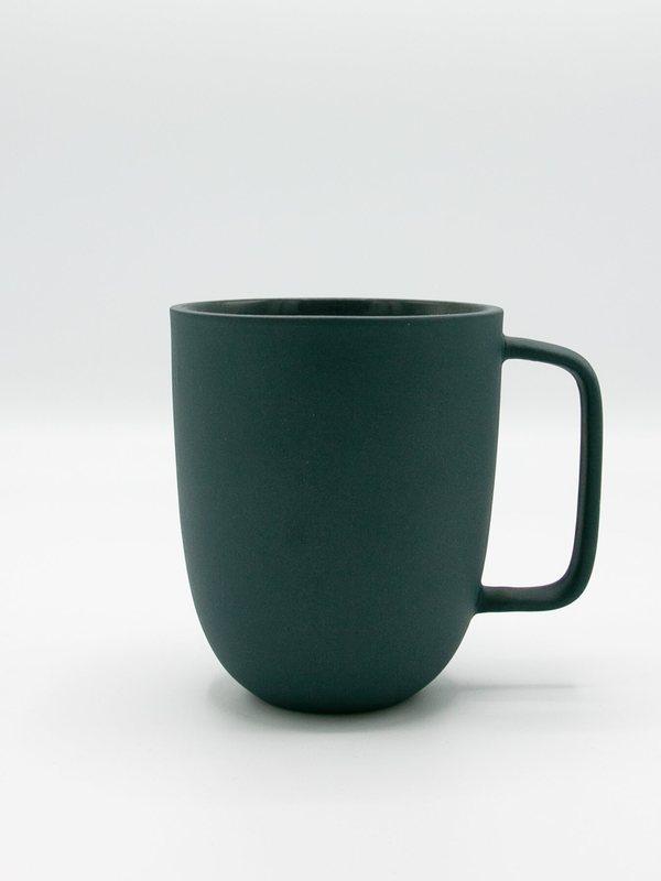 Pigeon Toe Biggie Mug - Charcoal