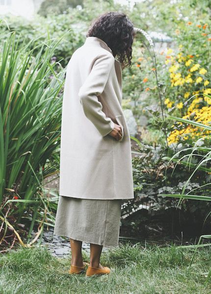 Line Knitwear - Clara in Rose Dust