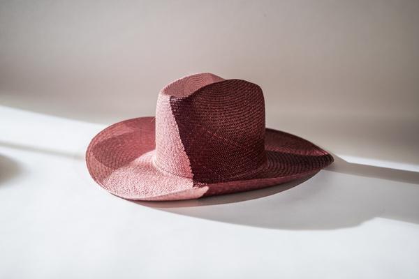 Clyde 2 Tone Cowboy Hat