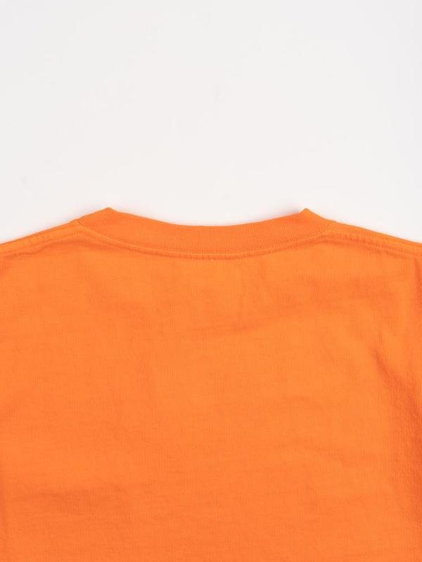 Paa SS Pocket Tee - Blaze Orange