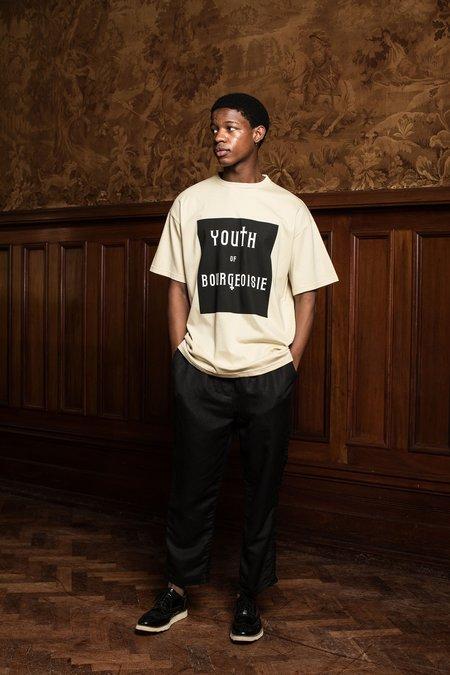 Unisex SALASAI BOURGEOISIE T-Shirt - BONE