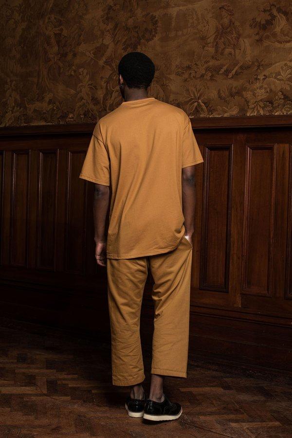Unisex SALASAI BOURGEOISIE T-shirt - TAN