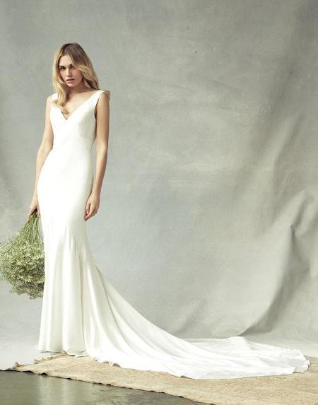 Savannah Miller ANNABELLE DRESS - IVORY