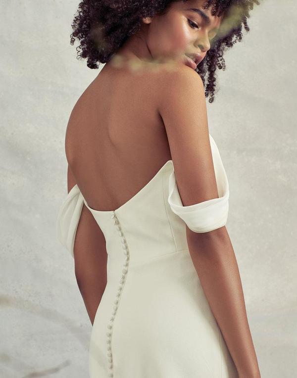 Savannah Miller BLUEBELL DRESS - IVORY