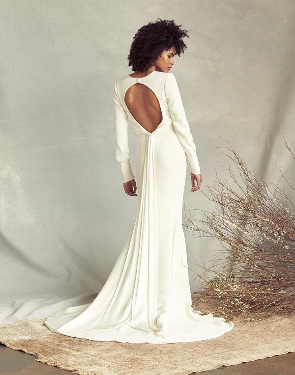 Savannah Miller MATHILDE DRESS - IVORY