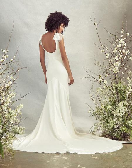 Savannah Miller RAE DRESS - IVORY