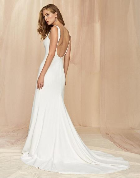Savannah Miller STELLA DRESS - IVORY